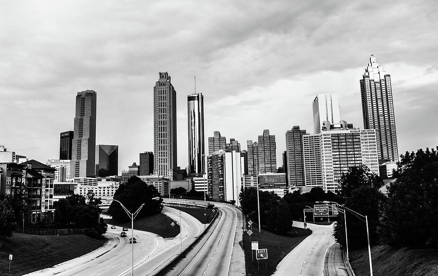 Atlanta Photograph - Atl  by Kennard Reeves