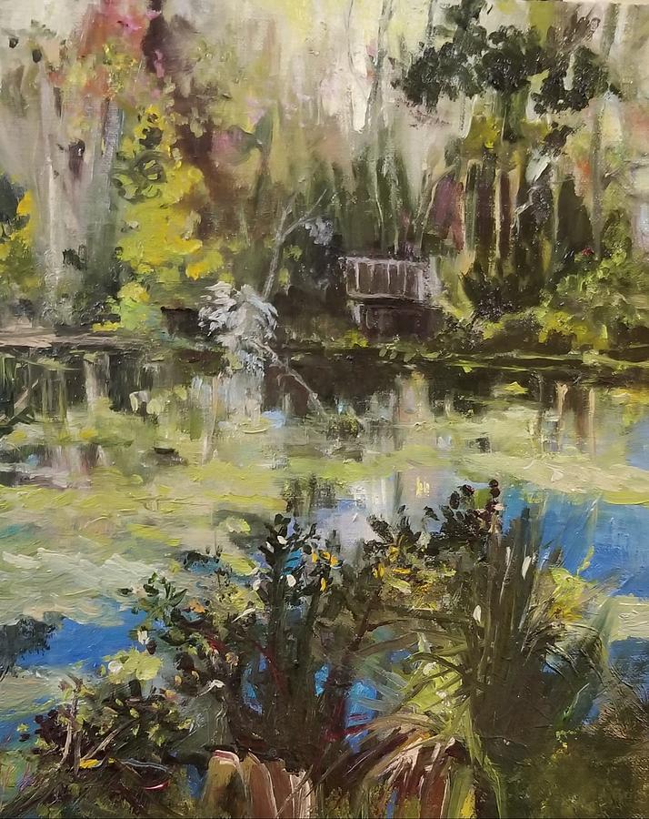 Jacksonville Arboritum by Cheryl LaBahn Simeone