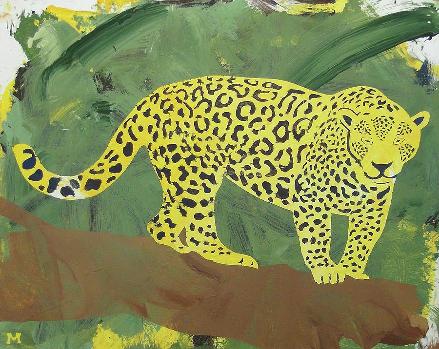 Jaguar by Candace Shrope