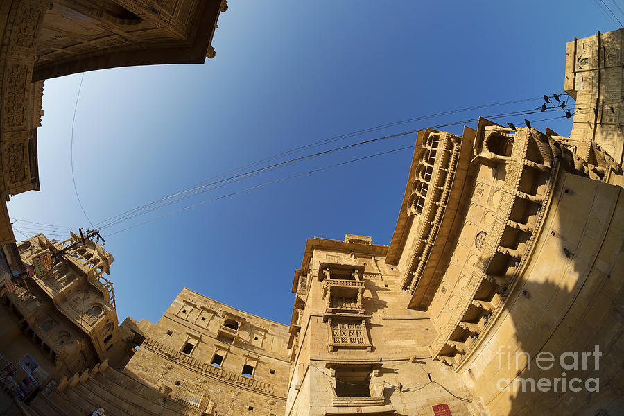 Jaisalmer Fort by Yew Kwang