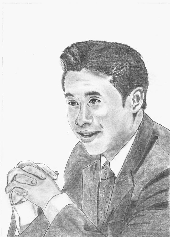 Realistic Drawing - Jakkapob Penkhair by Kanase Hangputjaikarn