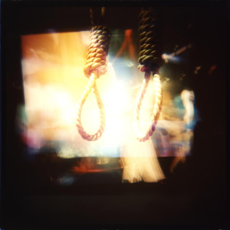 Noose Photograph - Jalousie by Erin O