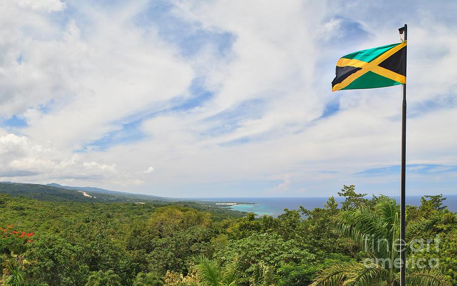 Jamaican Pride by Charles Kozierok