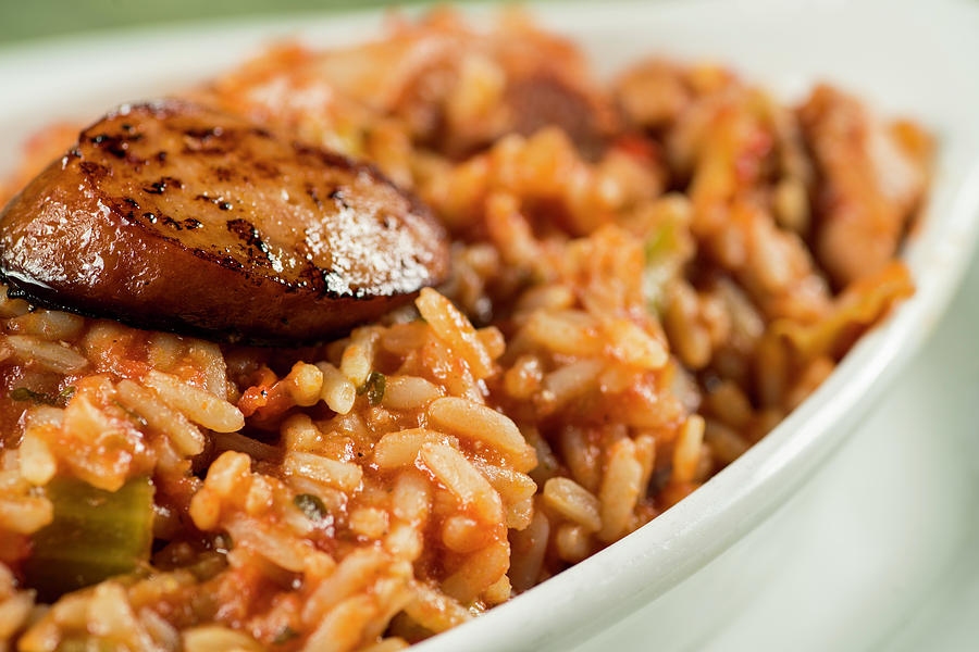 Jambalaya Photograph - Jambalaya by Ryan Smith