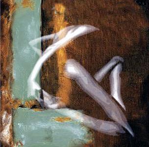 Jambe Painting by Joel Beckenhauer