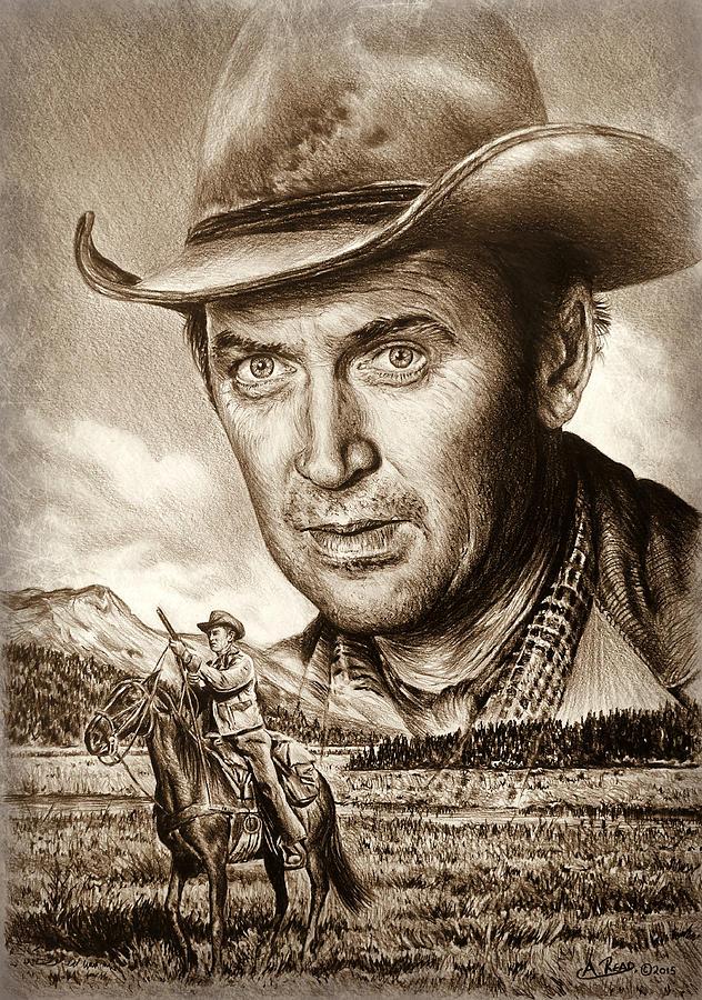 jimmy stewart westerns - 564×804