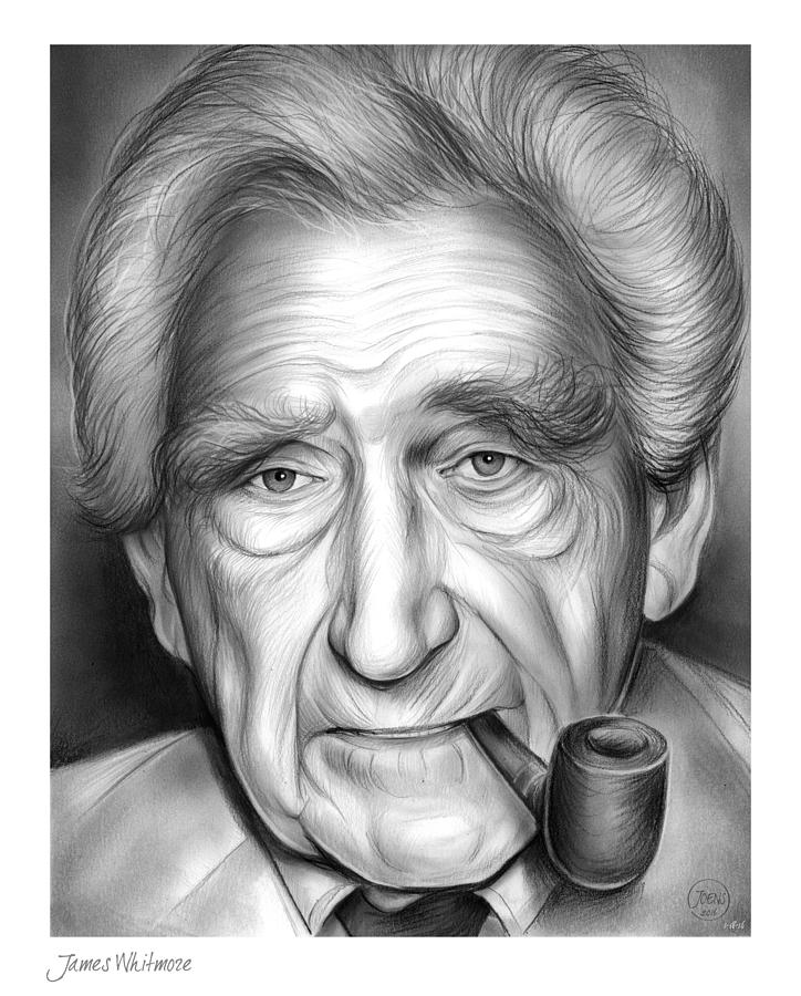 James Whitmore Drawing