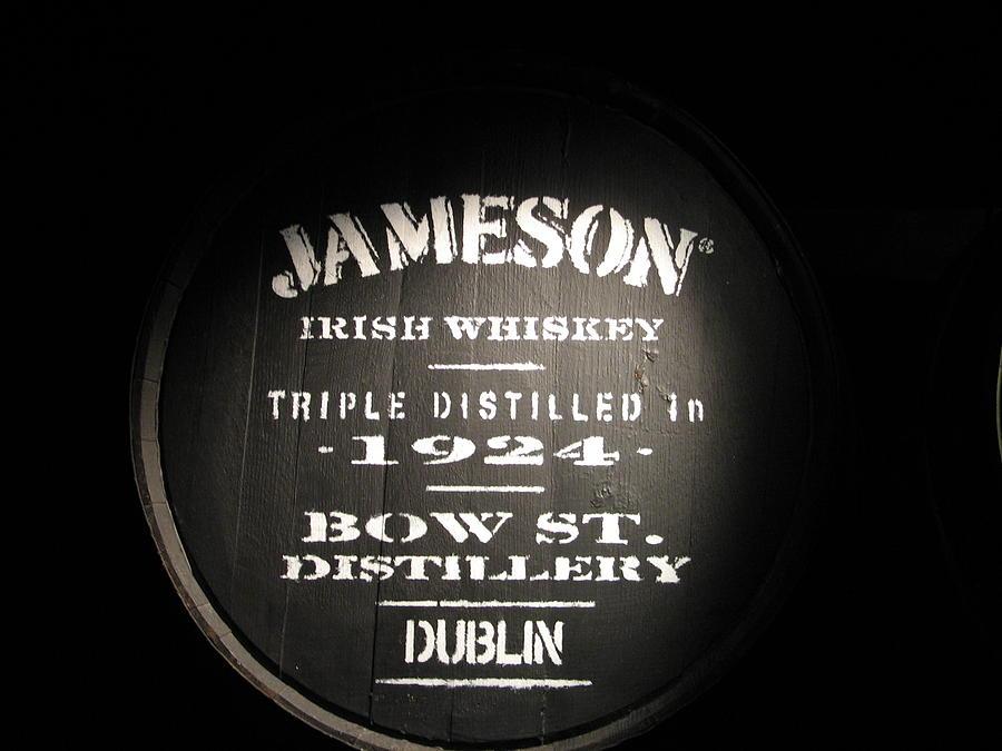 Jameson Photograph - Jameson by Kelly Mezzapelle