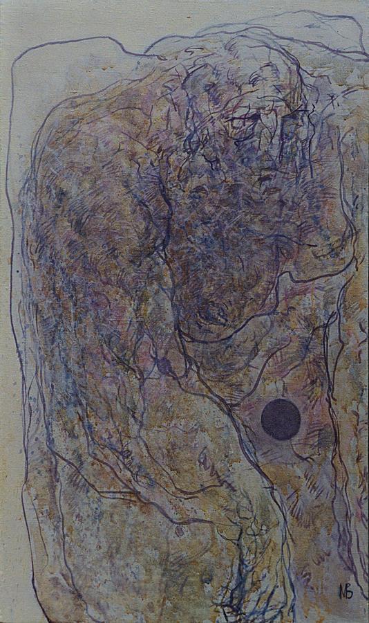 Altar Painting - Jan 4 by Valeriy Mavlo