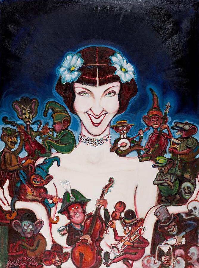 Janet Klein by John Reynolds