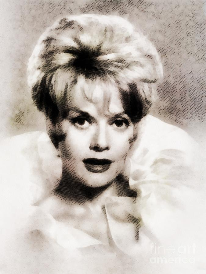 8a5d358cc159f Hollywood Painting - Janis Paige