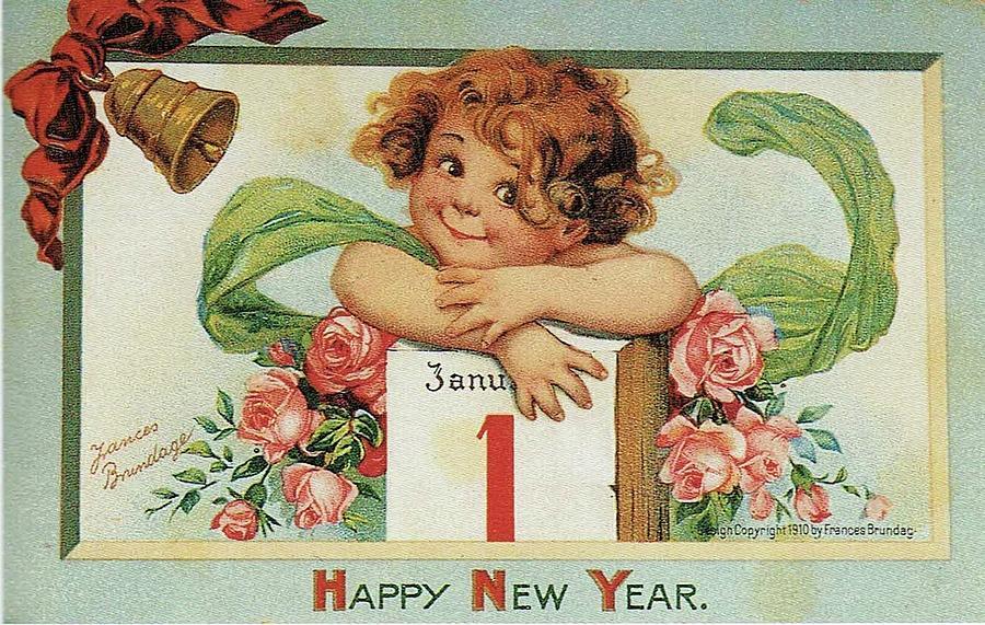 January 1 by Reynold Jay