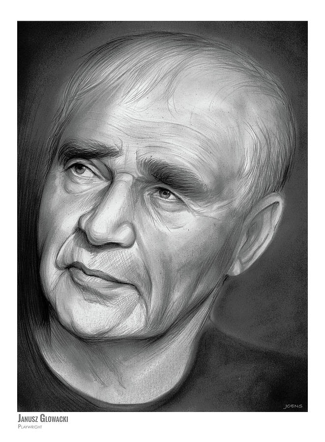 Janusz Glowacki Drawing