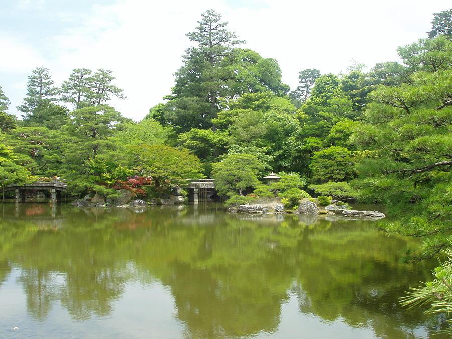 Japan Photograph - Japanese Garden Ix by Wendy Uvino