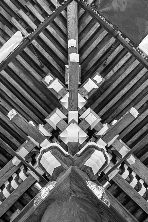 Kyoto Photograph - Japanese Texture #71 by Hieu Tran