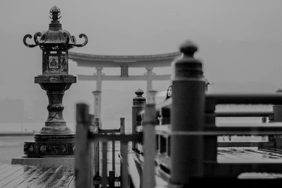 Kyoto Photograph - Japanese Texture #75 by Hieu Tran