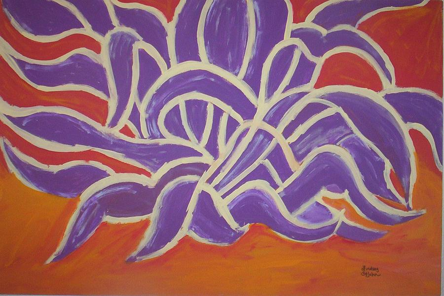 Agave Painting - Java Aguave by Lindsay St john