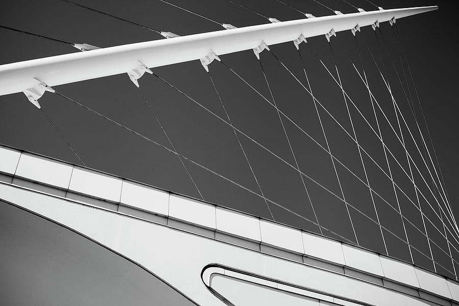 Architecture Photograph - Javelin by Bernice Williams