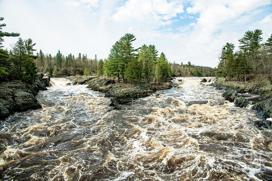 Jay Cooke State Park River Photograph