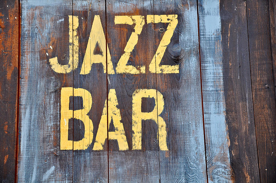Prague Photograph - Jazz Bar by Keith Sanders