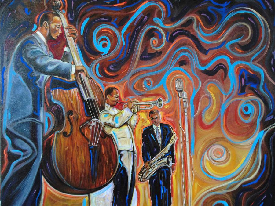 jazz brother  by Emery Franklin