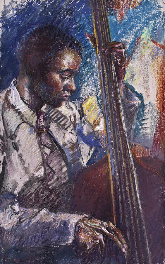 Jazz Man by Ellen Dreibelbis