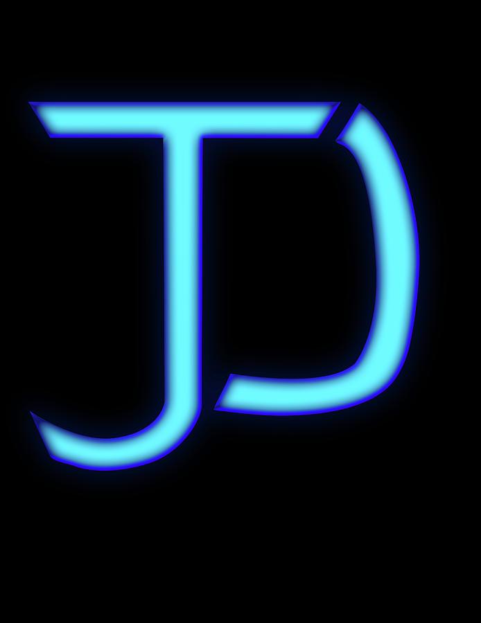jd digital arts logo digital art by joshua digital arts jd digital arts logo by joshua digital arts