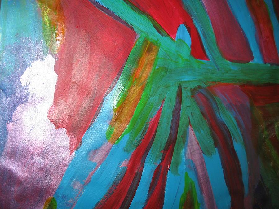 Jealousy Painting - Jealousy by Paula Andrea Pyle