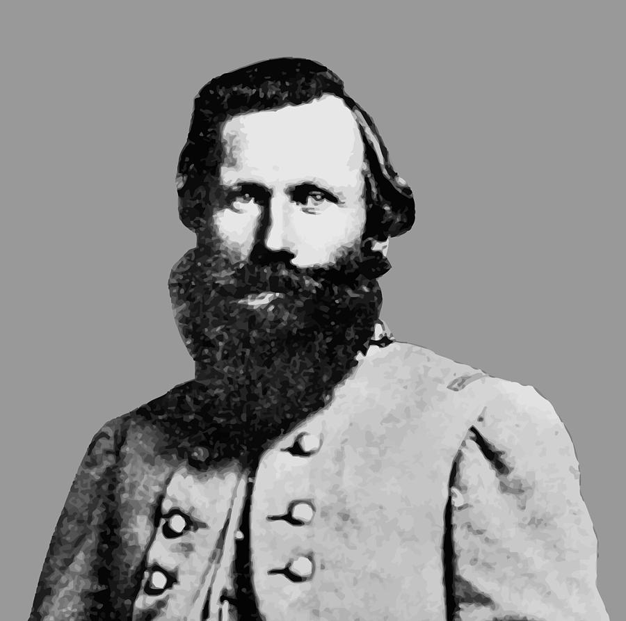 Jeb Stuart Painting - J.e.b. Stuart by War Is Hell Store