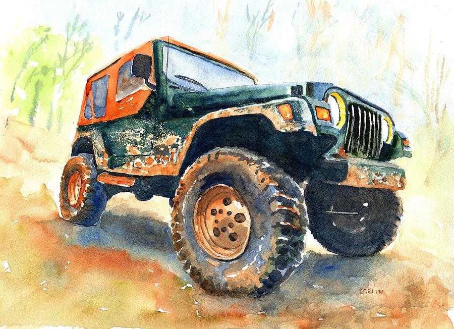Jeep Art Images