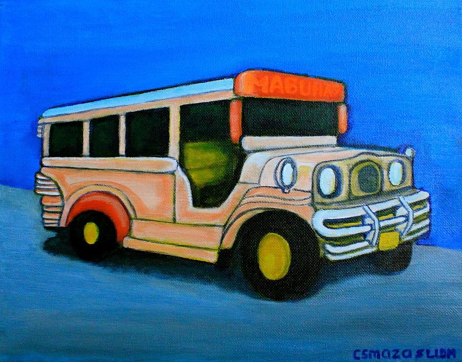 Jeepney Painting