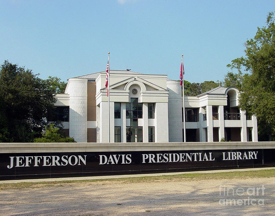 Image result for Biloxi Mississippi Jefferson Davis Presidential Library