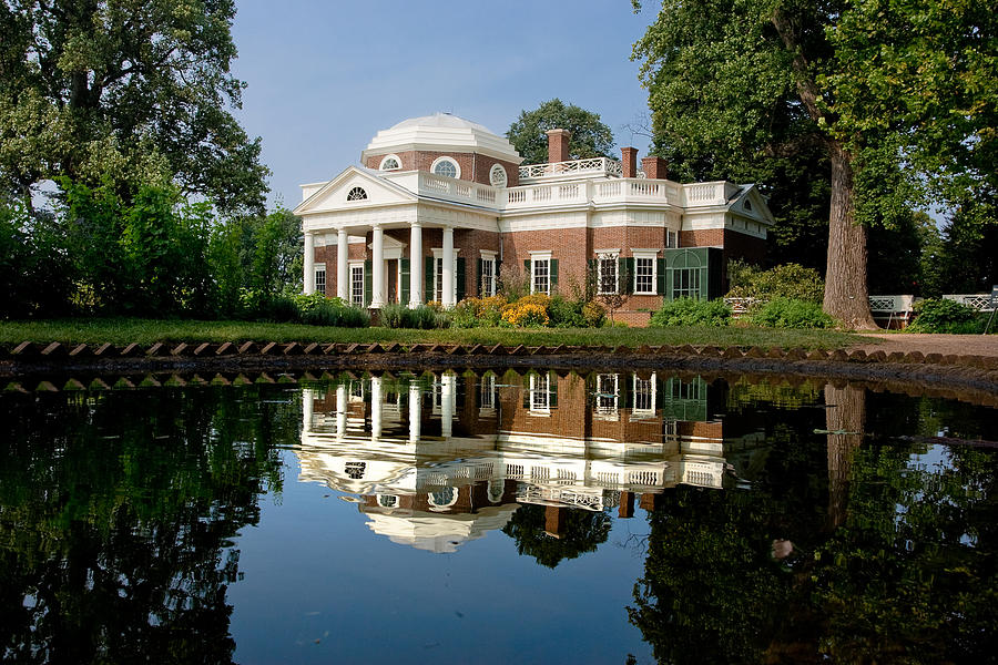 Jefferson Reflects by Mark Currier