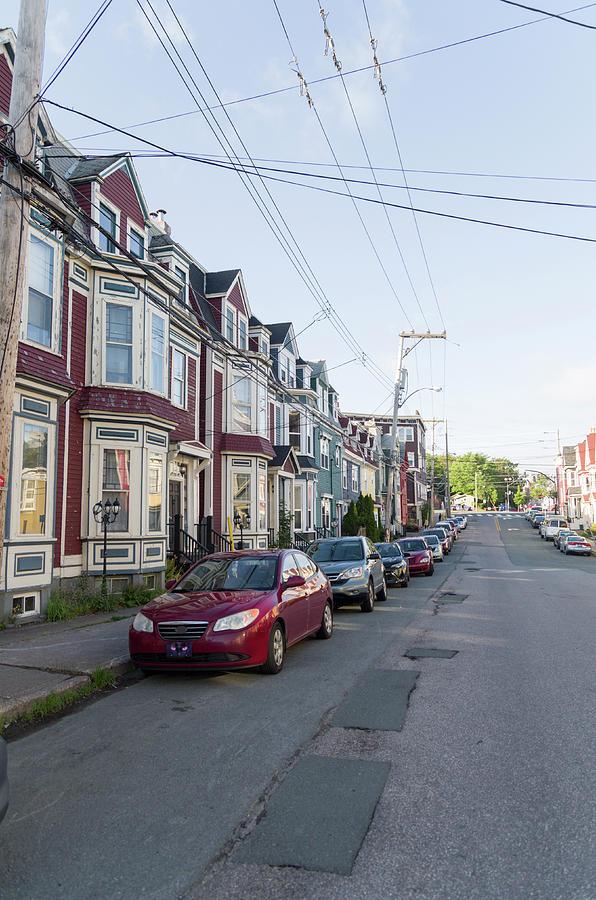 Jelly Bean Row >> Jelly Bean Row Houses 7 By Bob Corson