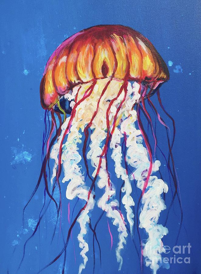Jellyfish by Kim Heil