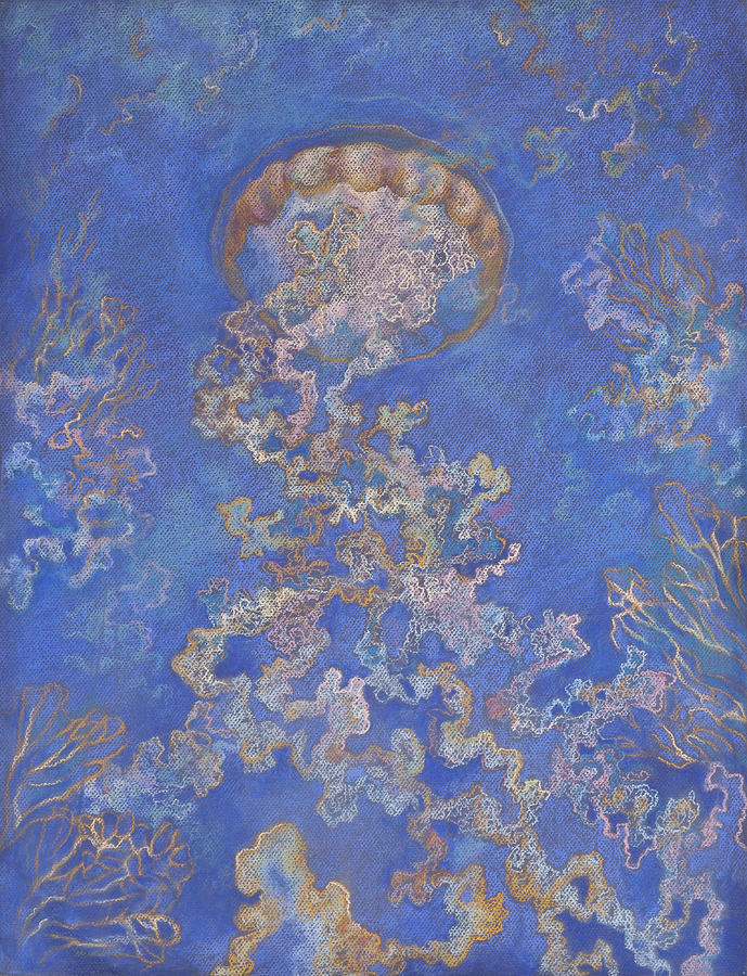 Jellyfish by Shoshanah Dubiner