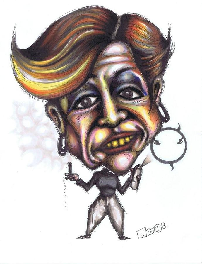Strangers With Candy Drawing - Jerri Blank by Maxx Kim