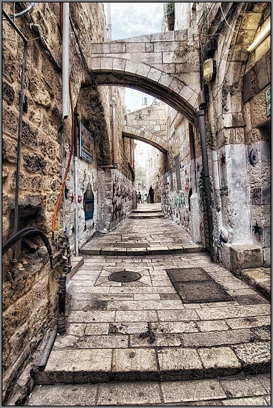 Photographer Photograph - Jerusalem 2804 by Alexander Tolchinskiy
