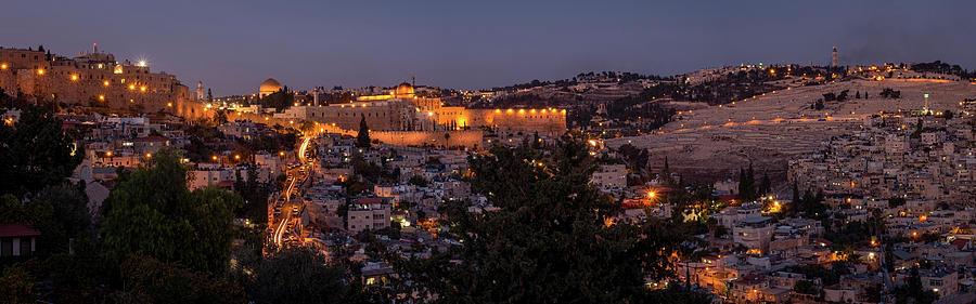 Jerusalem by Brad Boland