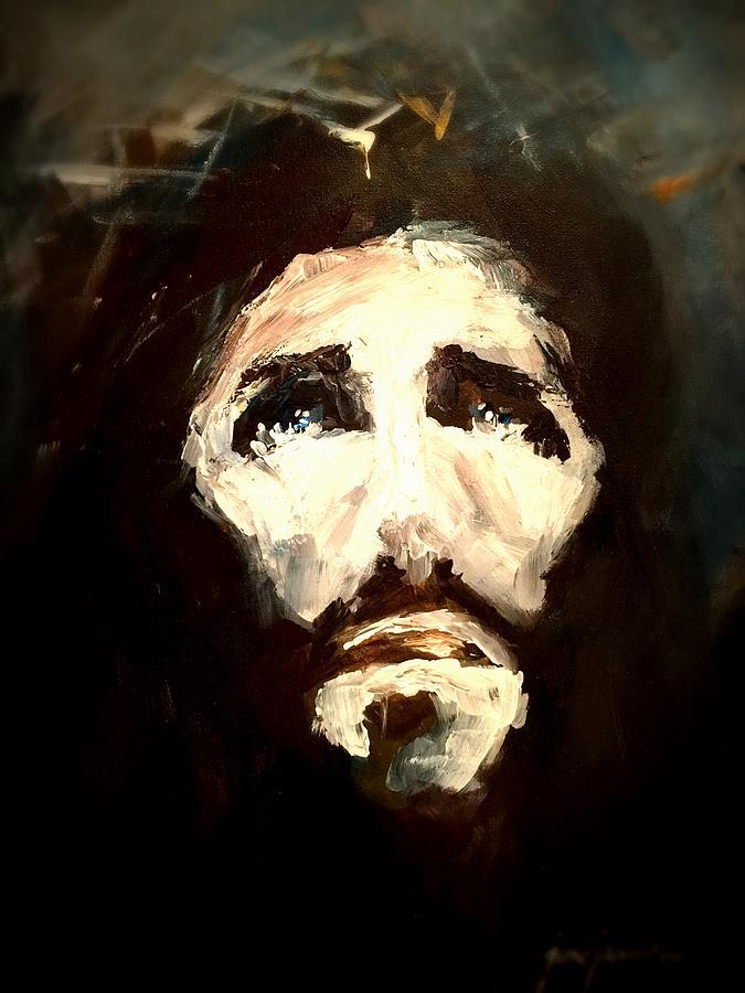 Jesus Digital Art - Jesus - 2 by Jun Jamosmos