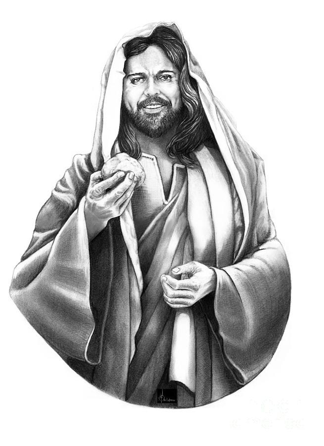 острова рисунки картинки иисус вам спокойных