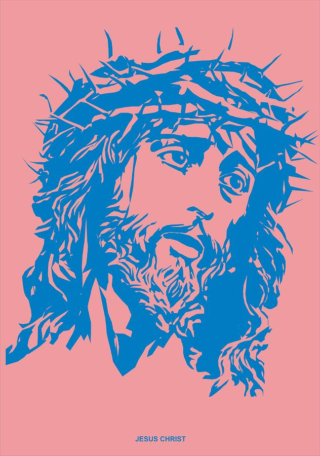 Jesus christ silhouette art image digital art by andi asmoro for Asmoro decoration