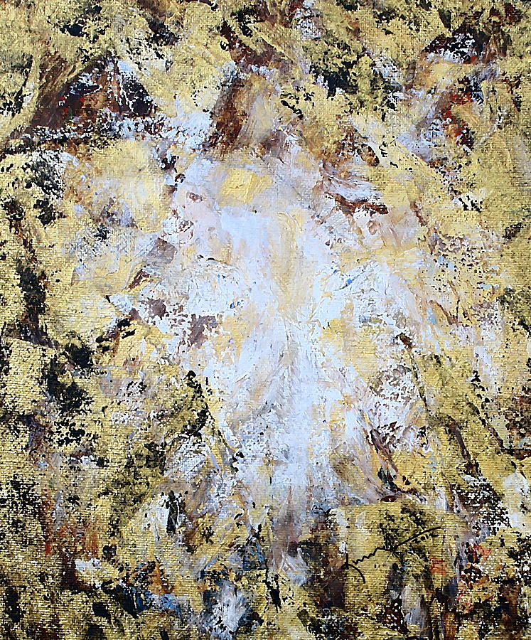 Jesus Painting - Jesus In Disguise by Kume Bryant