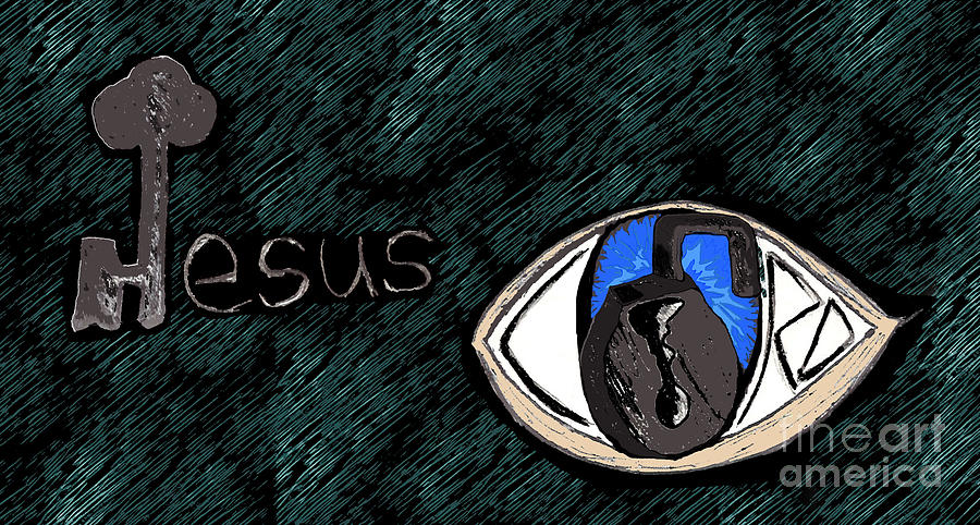 Jesus Is The Key by Curtis Sikes