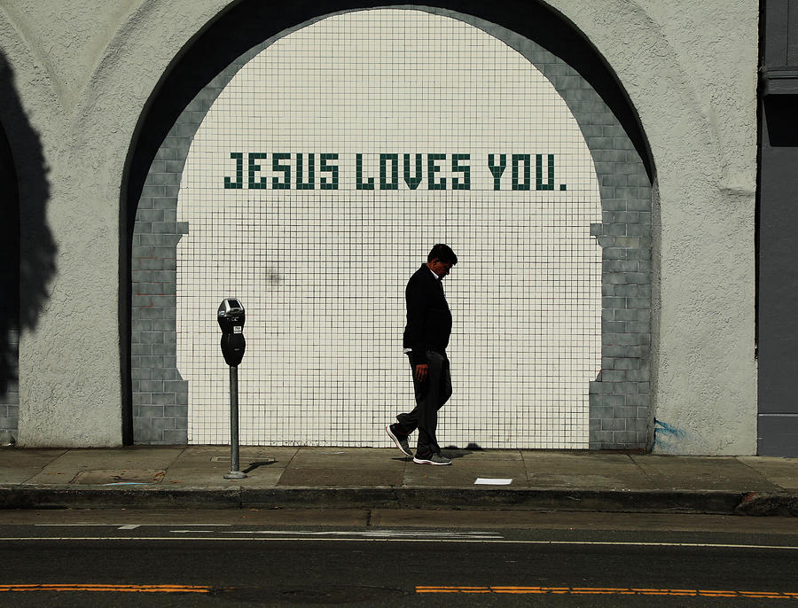 Jesus Loves you by The Artist Project