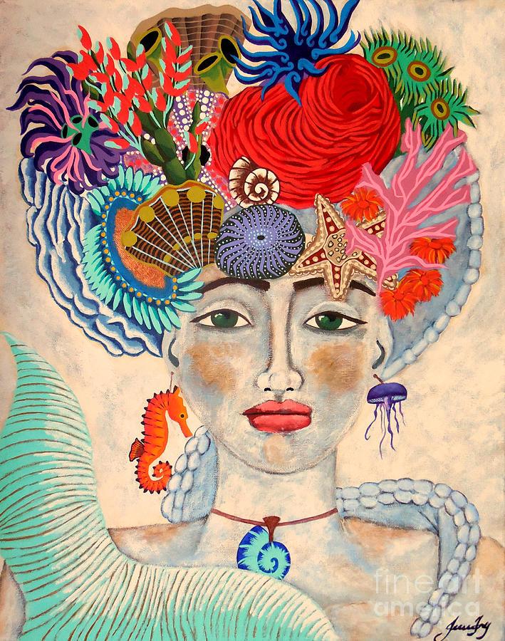 Jewel of the Ocean by Jean Fry