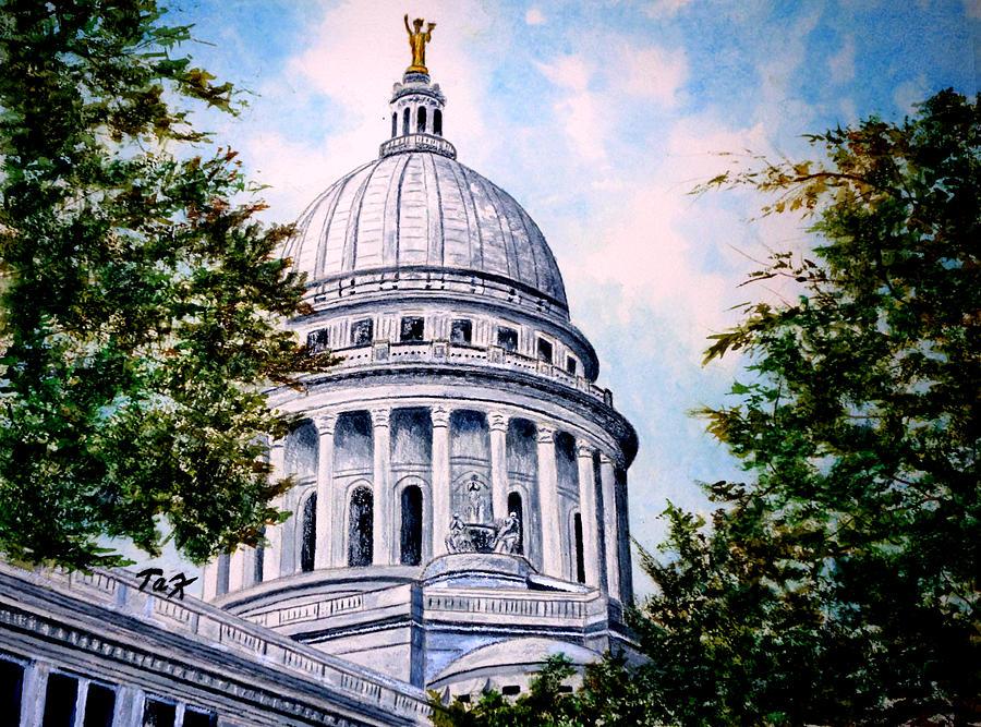 Jewel of Wisconsin by Thomas Kuchenbecker