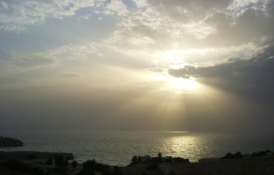 Sunset Photograph - Jewels In The  Sky by Sunaina Serna Ahluwalia