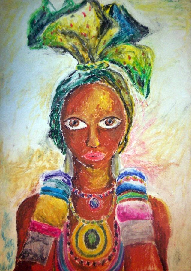 Jezebel Painting By Fredson Santos Silva