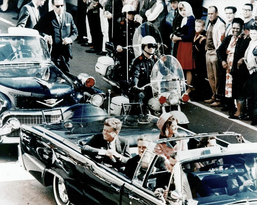 Jfk  November 22 1963 Dallas Texas Photograph